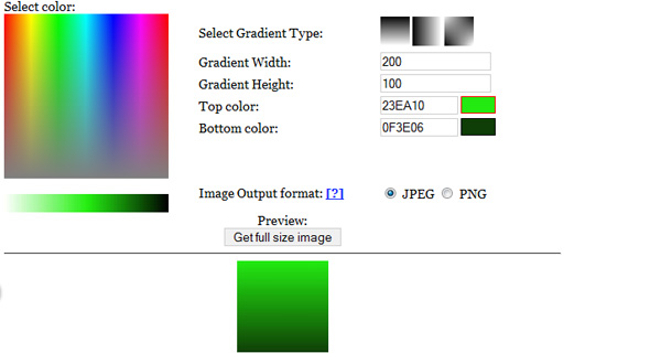 Gradient Image Maker
