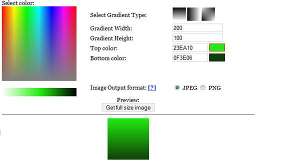 Gradient Image Maker