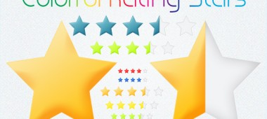 Free Colorful Stars