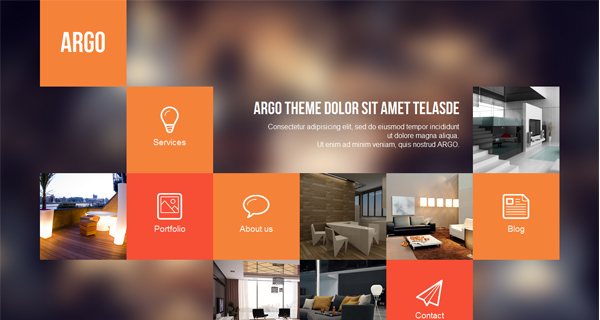 Argo WordPress Theme