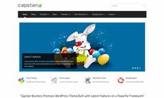 Capstan Business Premium - HTML Template