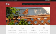 Grip Corporate Business - HTML Template